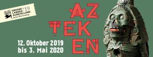 Aztecas, la cual permanecerá en el Museo Linden hasta el 3 de mayo de 2020. Foto Museo Linden