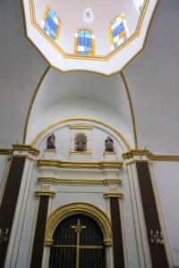 El bello oratorio, anexo a la Parroquia de San Pedro Apóstol, en Zacatenco, se entregó esta semana a la comunidad en el marco de la fiesta patronal. Foto Edith Camacho