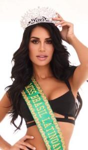 Jessica Santtos (Miss Latino)
