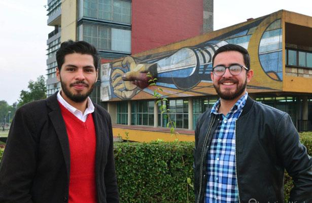 Rodrigo Gómez Ayala y Miguel Marcos Puente Durán, autores de ...