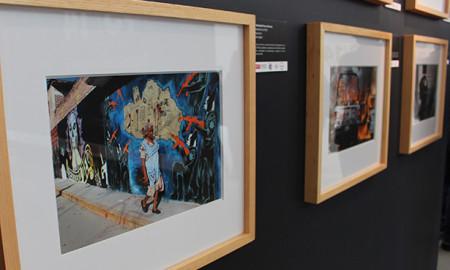 Inaugura la Ibero exposición fotográfica Ayotzinapa 43/14