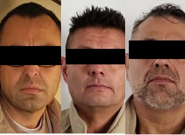extraditados