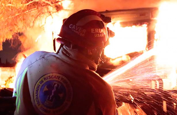 incendio-San Juan de Aragón