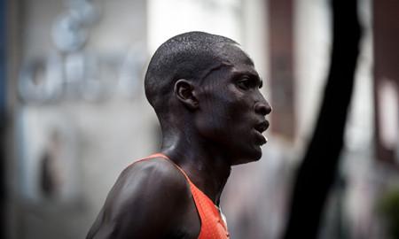 Tikus Eriku de Kenia en el Maratón de la CDMX