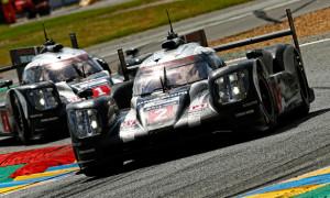 Porsche 919 Hybrid, Porsche Team: Romain Dumas, Neel Jani, Marc LiebPorsche 919 Hybrid, Porsche Team: Romain Dumas, Neel Jani, Marc Lieb
