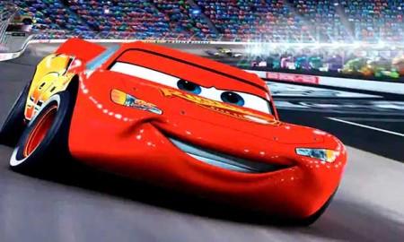 Vuelve a la pantalla grande  El rayo McQueen