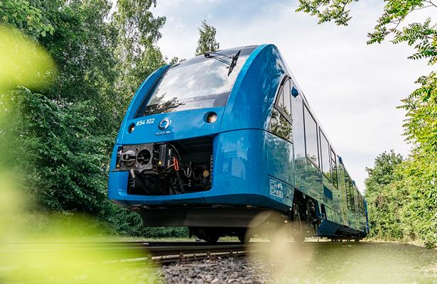 Tren a hidrógeno Coradia iLint
