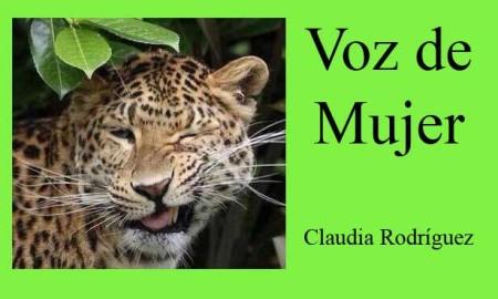 Voz de mujer/C.Rodriguez S.